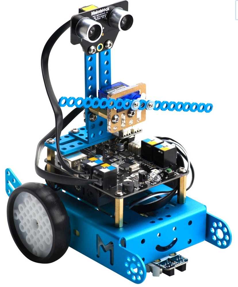 Makeblock mBot Add-on Servo Pack | Product Repository