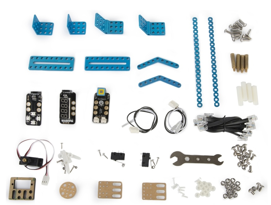mBot and mBot Ranger add-on pack Variety Gizmos | Product Repository