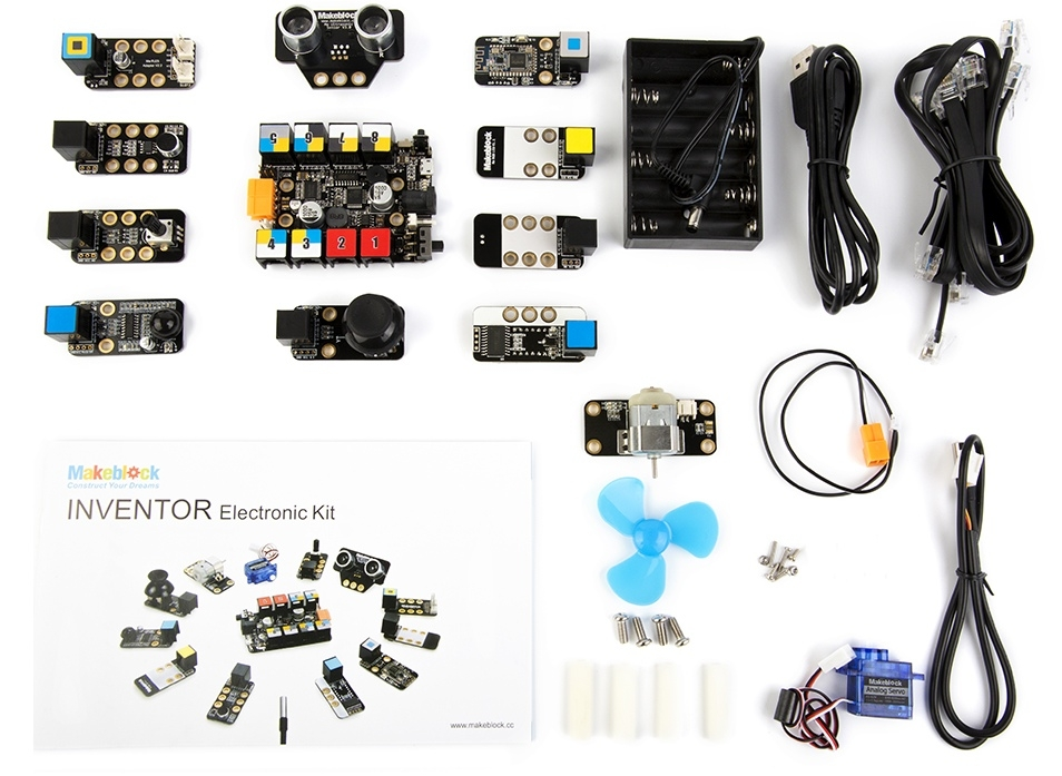 Inventor Electronic Kit | Product Repository