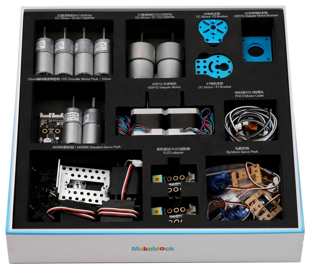 MakerSpace Kits-Motor Modules | Product Repository