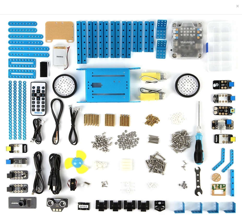 Makeblock Robotics Starter Education Kit | Product Repository