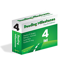 Reading Milestones-Fourth Edition, Level 4 (Green) | Special Education
