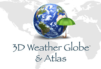 3D Weather Globe and Atlas Deluxe Edition