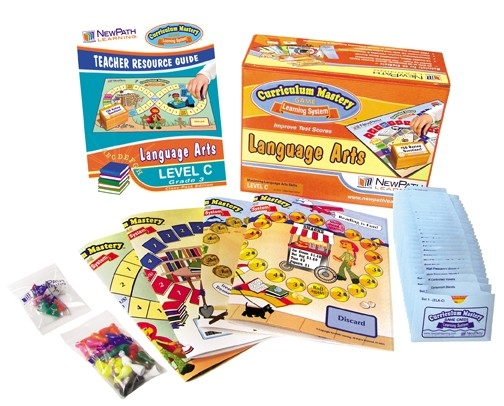 Mastering Language Arts - Grade 3 (Class-Pack)   Language Arts / Reading
