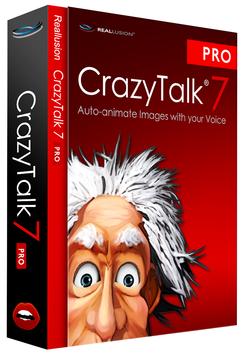 CrazyTalk 8 Pro - Academic | Art & Creativity
