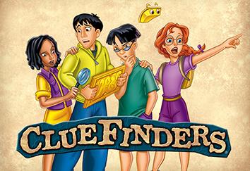 Cluefinders' Series