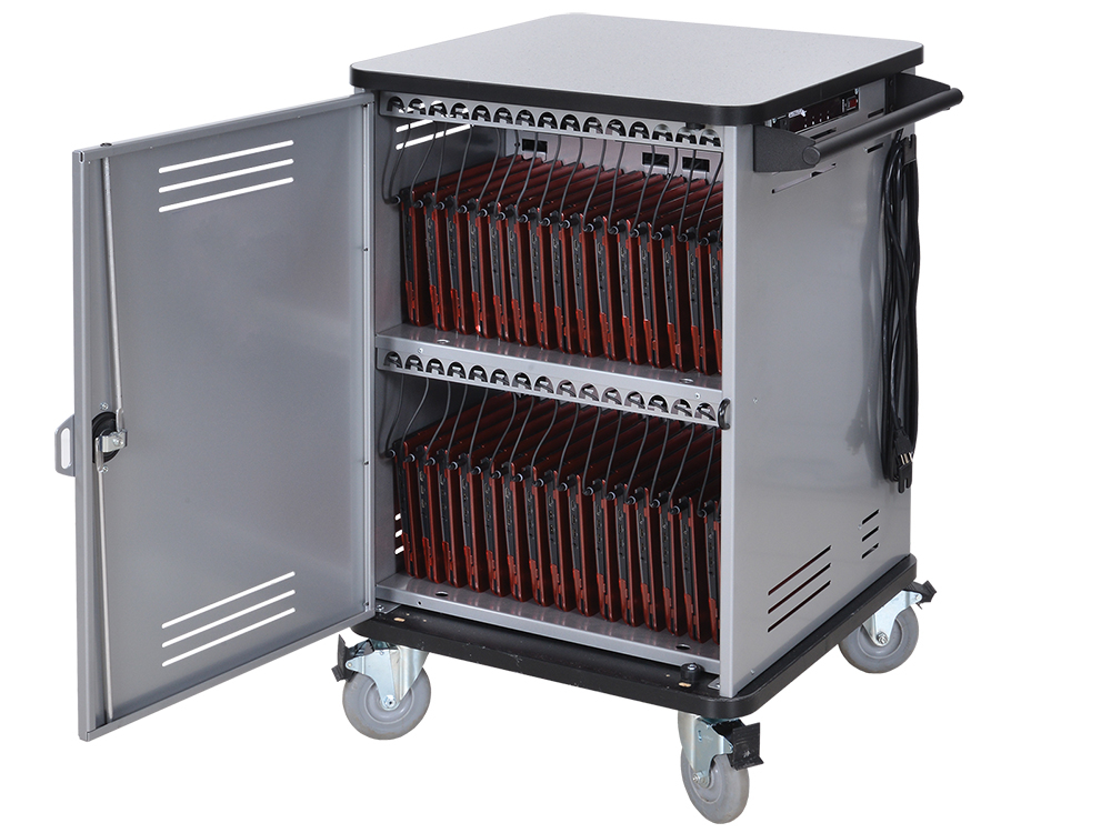 Spectrum Connect30 with 4 Power Prodigy Trays | Charging Carts
