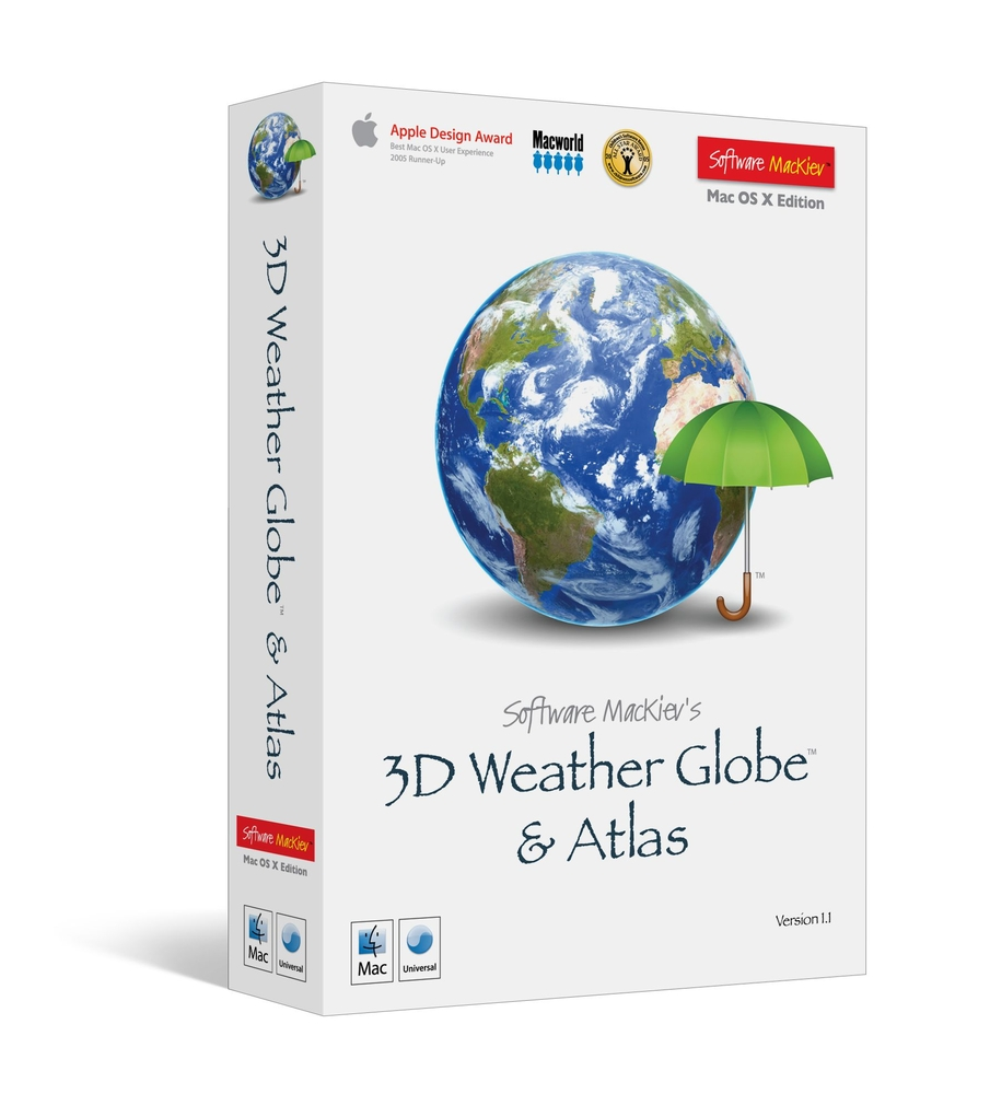 3D Weather Globe & Atlas | Social Studies
