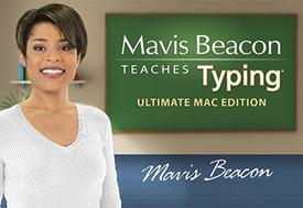 Mavis Beacon Teaches Typing Academic Edition