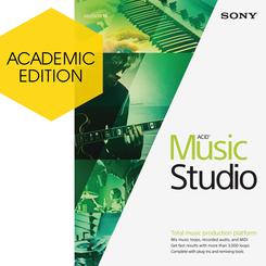 ACID Music Studio 10 Academic   Music Education