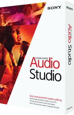Sound Forge Audio Studio 10 Academic | Music Education