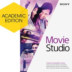 Movie Studio 13 Academic | Software & Curriculum