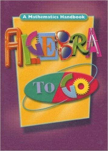Algebra to Go Student Edition (Hardcover) | Math