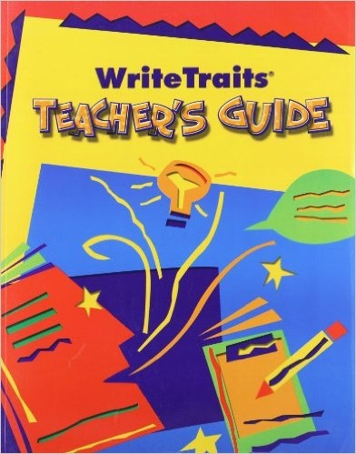 Great Source Write Traits Teacher's Guide Grade 5 | Language Arts / Reading