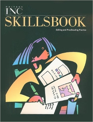 Great Source Writer's Inc. Student Edition Skills Book Grade 11 | Language Arts / Reading