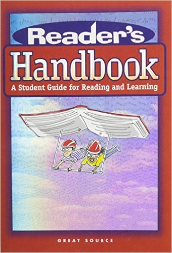 Great Source Reader's Handbooks Handbook (Softcover) | Language Arts / Reading