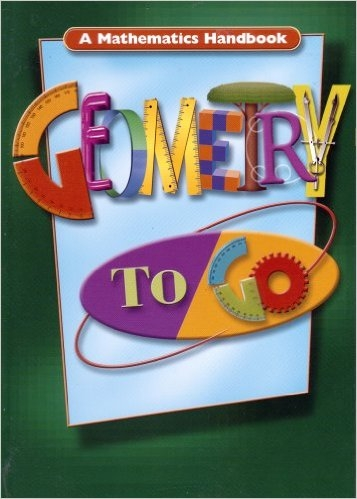 Geometry to Go Student Edition (Softcover) | Math