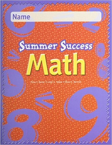 Great Source Summer Success Math Student Edition  Grade 2 | Math