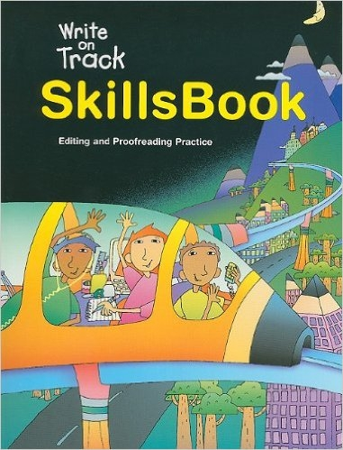 Great Source Write on Track Student Edition Skills Book | Language Arts / Reading