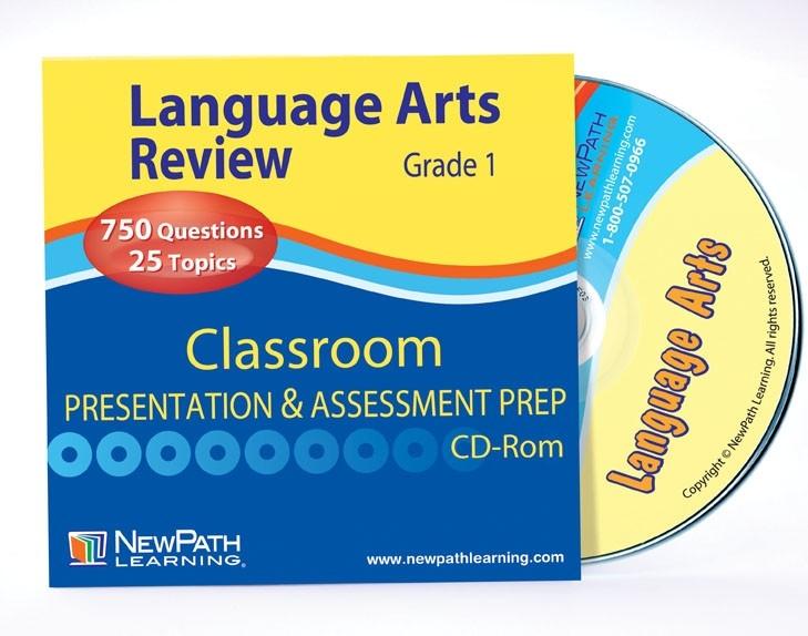 Reading Skills - Grade 1 Interactive Whiteboard CD - Site License   Language Arts / Reading