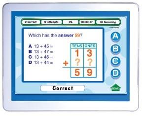Math Facts - Grades 2 - 5 Interactive Whiteboard CD - Site License | Math