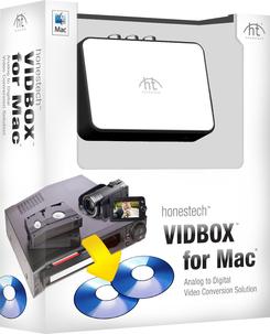 VIDBOX for Mac - Mac CD | Software & Curriculum