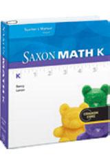 Saxon Math K Teacher Edition eTextbook ePub 1-year 2012 | Math