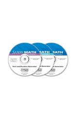 Saxon Math Intermediate 6 Year Online Test and Practice Generator ExamView Grade   Math