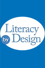 Literacy by Design Comprehensive Teachers Guide, print with 6-Year Online Licen | Language Arts / Reading