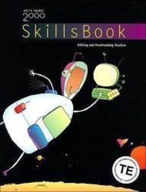 Great Source Write Source Teacher's Edition  Grade 7   Language Arts / Reading