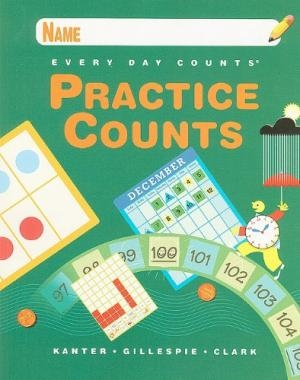 Great Source Every Day Counts: Practice Counts Student Workbook  Grade 3 | Language Arts / Reading