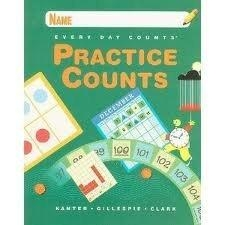 Great Source Every Day Counts: Practice Counts Student Workbook  Grade 6 | Language Arts / Reading