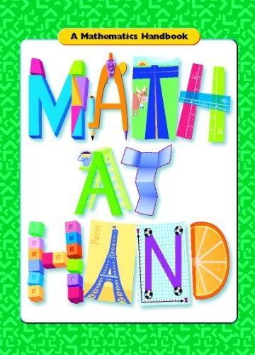 Math at Hand Teacher's Resource Book | Math