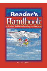 Great Source Reader's Handbooks Student Application Book | Language Arts / Reading