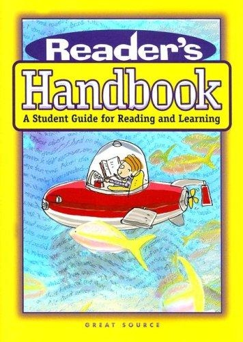 Reader's Handbooks Handbook (Softcover) Grades 4-5 | Language Arts / Reading