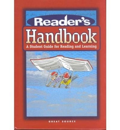 Reader's Handbooks Handbook (Hardcover) Grade 4 | Language Arts / Reading