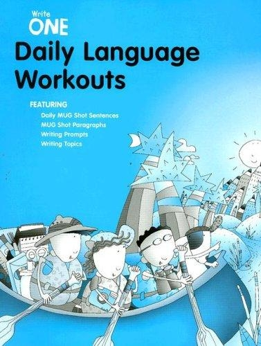 Great Source Write One Daily Language Program | Language Arts / Reading