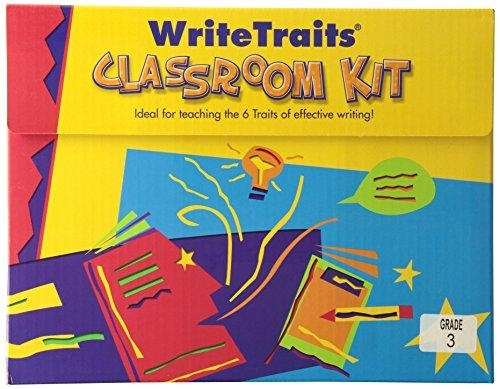 Write Source Write Traits Classroom Kits  2007 Grade 3 | Language Arts / Reading