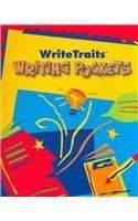 Great Source Write Traits Pocket Folder Grade 3 - 8 | Language Arts / Reading