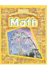 ACCESS Math Student Edition Grades 5-12 | Math