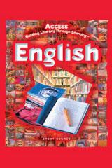 ACCESS English Student Activities Journal Grades 5-12 | Language Arts / Reading