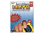 Just-a-Minute Math | Math