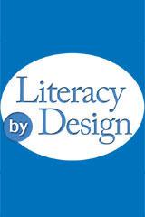 Literacy by Design Student Sourcebook, Volume 1 Grade 3 2013   Language Arts / Reading