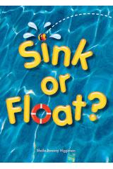 Literacy by Design Big Book Grade K Sink or Float? | Language Arts / Reading