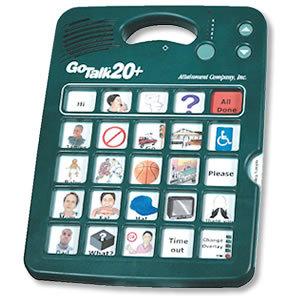 GoTalk 20+ | Special Education