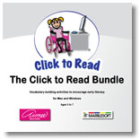 Click to Read Bundle | Special Education
