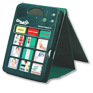 GoTalk Carry Stand | Special Education