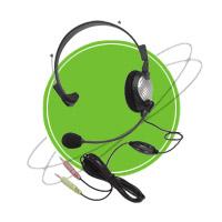 NC-181VM Anti-Noise PC Noise Canceling Headset | Headphones & Listening Centers
