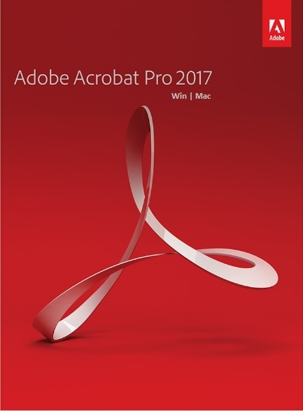 Adobe Acrobat Pro 2017 | Adobe
