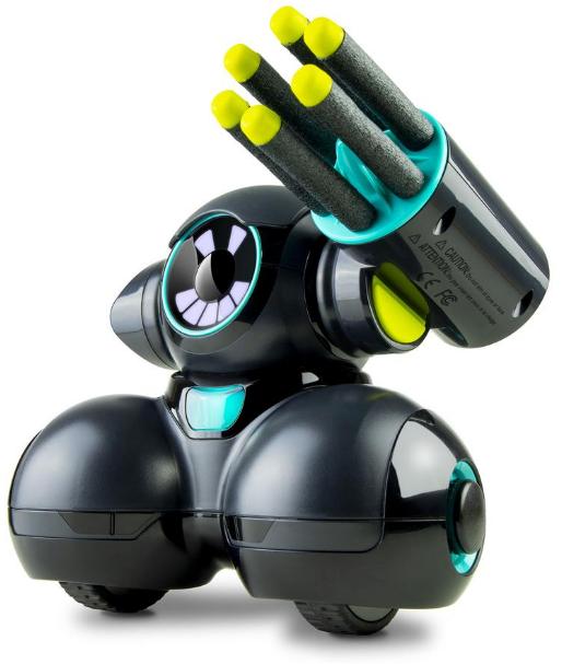 New! Blaster Power for Cue | Wonder Workshop